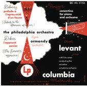 Debussy: Prélude á l'après midi d'un faune - Dukas: L'Apprenti sorcier - Honegger: Concertino (Remastered) fra Various Artists