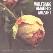 Mozart: Piano Sonata No.10 in C Major, K.330 by Angelo Del Nero