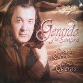 Cuando Quieras Donde Quieras by Gerardo y La Sonora