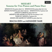 Mozart: Sonatas for Two Pianos & Piano Duet by Bracha Eden