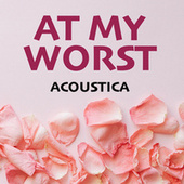 At My Worst (Guitar Ukulele Instrumental Cover, Acoustic Backing Track) by Acoustica