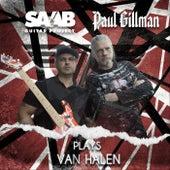 Saab Guitar Project Plays Van Halen Ft. Paul Gillman by Saab Guitar Project