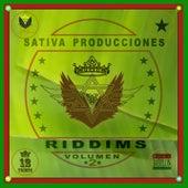 Riddims, Vol. 2 de Sativa Producciones