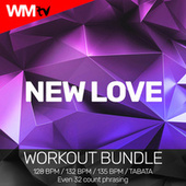 New Love (Workout Bundle / Even 32 Count Phrasing) by Workout Music Tv