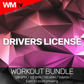 Drivers License (Workout Bundle / Even 32 Count Phrasing) by Workout Music Tv