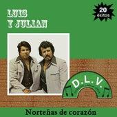 Norteñas De Corazón 20 Exitos de Luis Y Julian