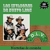 Norteñas de Corazón 20 Exitos de Los Invasores De Nuevo Leon