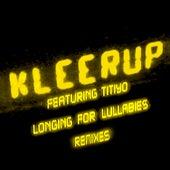 Longing For Lullabies von Kleerup