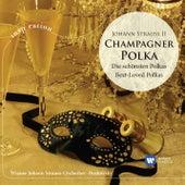 Strauss II: Champagner Polka - Die schönsten Polkas / Best Loved Polkas by Willi Boskovsky