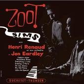 Zoot Sims avec Henri Renaud et son orchestre by Zoot Sims
