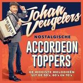 Nostalgische Accordeontoppers von Johan Veugelers