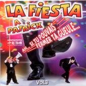 La Fiesta à Patrick (Vol. 3) by Dj Team