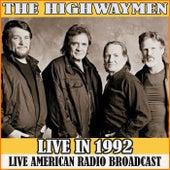 Live in 1992 (Live) fra The Highwaymen