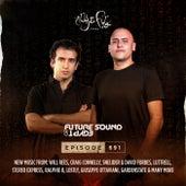 FSOE 691 - Future Sound Of Egypt Episode 691 by Aly & Fila