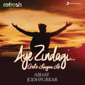 Aye Zindagi Gale Lagaa Le (Refresh Version) by Abhay Jodhpurkar