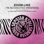 I'm so Excited (Remixes) de Zoom.like