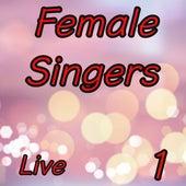 Female Singers Live, Vol. 1 de Various Artists