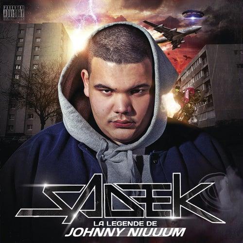 La légende de Johnny Niuuum by Sadek