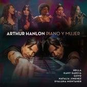 Piano y Mujer by Arthur Hanlon
