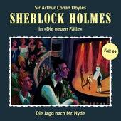Die neuen Fälle, Fall 49: Die Jagd nach Mr. Hyde von Sherlock Holmes