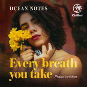 Every breath you take (Piano Version) by Ocean Notes