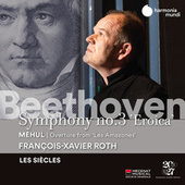 Beethoven: Symphony No. 3 - Méhul: Les Amazones: Overture by Les Siècles