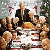 A Swingin' Christmas Featuring The Count Basie Big Band de Tony Bennett
