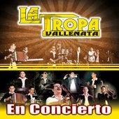 En Concierto (En Vivo) by La Tropa Vallenata