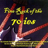 Fine Rock of the 70 ies de Various Artists