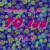 Memories Of The 70 ies Vol. 2 de Various Artists