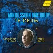 Mendelssohn: Te Deum à 8, MWV B 15 & Other Works von Kammerchor Stuttgart