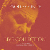 Concerto Live @ Rsi (12 Aprile 1988) de Paolo Conte