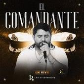 El Comandante  (En Vivo) de Luis R. Conriquez