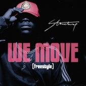 We Move (Freestyle) de Stone Bwoy