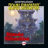 Folge 140: Shimadas Höllenschloss - Teil 1 von 2 von John Sinclair