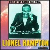 Lionel Hampton Live at the Apollo Hall 1954 by Lionel Hampton