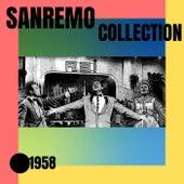 Sanremo collection - 1958 de Various Artists