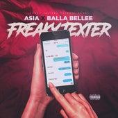 Freaky Texter (feat. Balla Bellee) de Asia