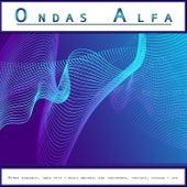 Ondas Alfa: Ritmos binaurales, ondas theta y música ambiental para concentrarse, enfocarse, estudiar y leer de Ondas Alfa