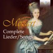 Mozart: Complete Lieder Songs de Bart Van Oort