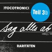 SAG ALLES AB - TEIL 3b (RARITÄTEN) von Tocotronic