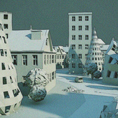 Paper City by Pig