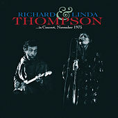 In Concert November 1975 von Richard Thompson