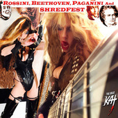 Rossini, Beethoven, Paganini And Shredfest de The Great Kat
