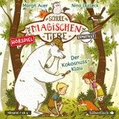 Die Schule der magischen Tiere ermittelt - Hörspiele 3: Der Kokosnuss-Klau von Margit Auer