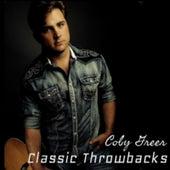 Classic Throwbacks de Coby Greer
