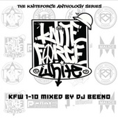 Kniteforce Anthology: Kniteforce White 1-10 de Various Artists