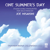 One Summer's Day: Studio Ghibli favourites for solo piano by Joe Hisaishi de Tamara Anna Cislowska