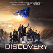Star Trek: Discovery (Season 3) [Original Series Soundtrack] de Jeff Russo