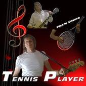 Tennis Player di Pietro Cesaro